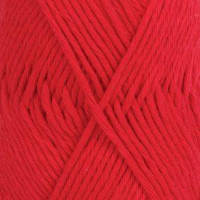 DROPS Paris Röd Uni Colour 12