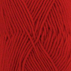 DROPS Merino Extra Fine Röd Uni Colour 11