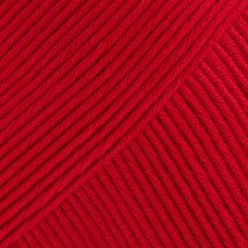 DROPS Muskat Röd Uni Colour 12
