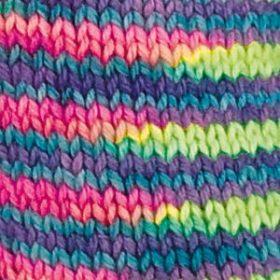Järbo Merino Raggi Sunny Yellow & Neon Pink 75309