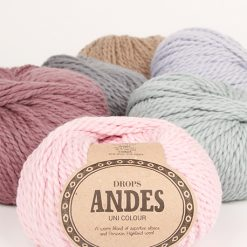 Drops Andes 100g