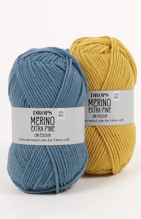 Drops Merino Extra Fine 50g