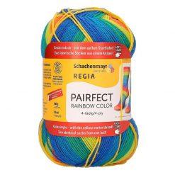 Schachenmayr Pairfect Rainbow 01736 Neon