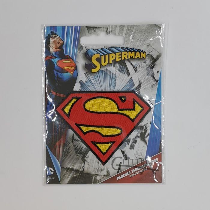 Tygmärke Superman