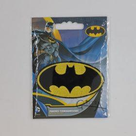 Tygmärke Logga Batman